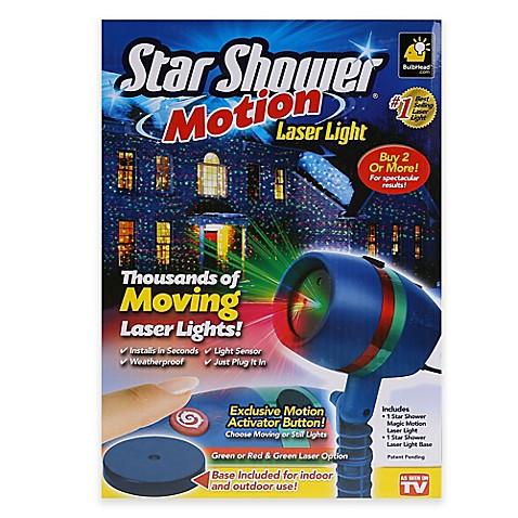 Bedienungsanleitung star shower motion