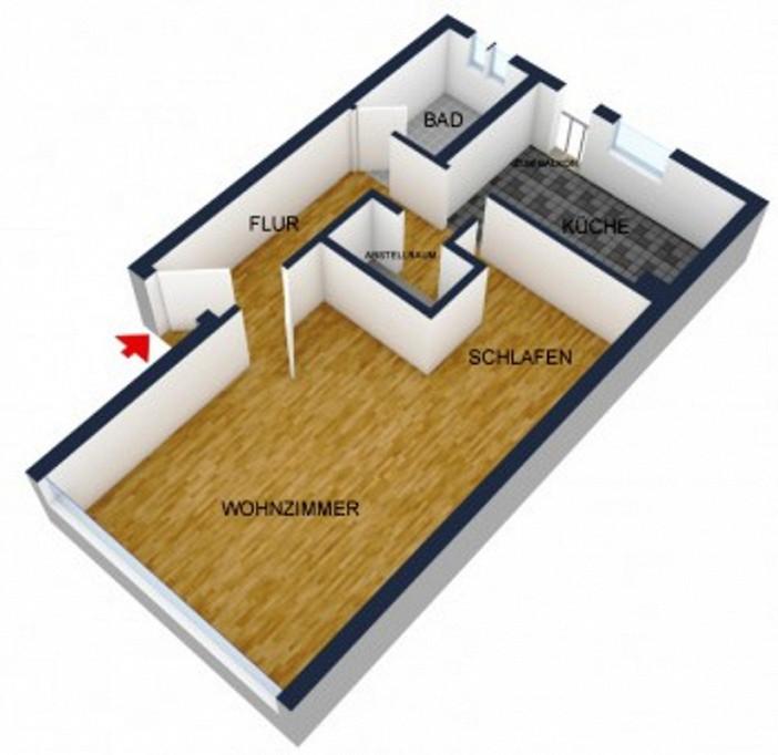 Mietwohnungen in NRW – LEG Immobilien AG