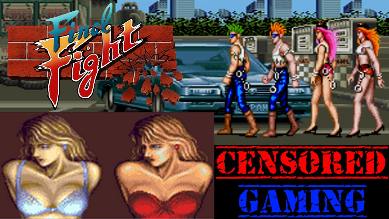 Streets of rage fetish snes games