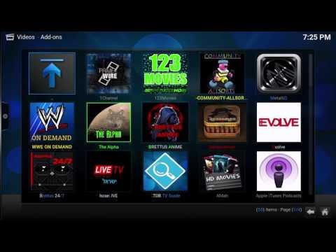 Vue TV Guide update v307 – Greekodi