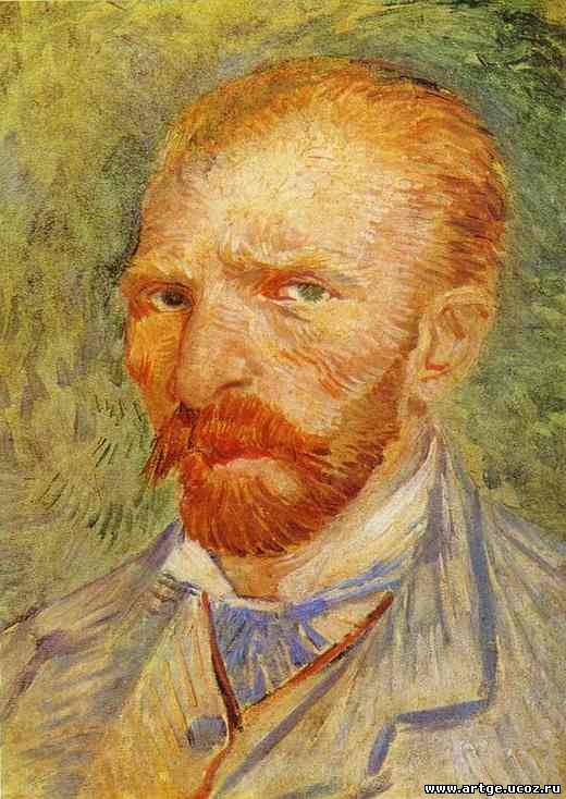 Vincent Van Gogh facts, information, pictures
