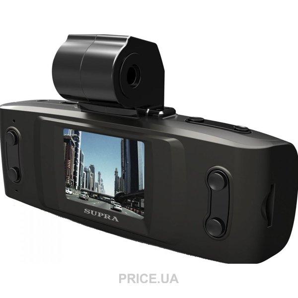 Supra scr 600 видеорегистратор отзывы