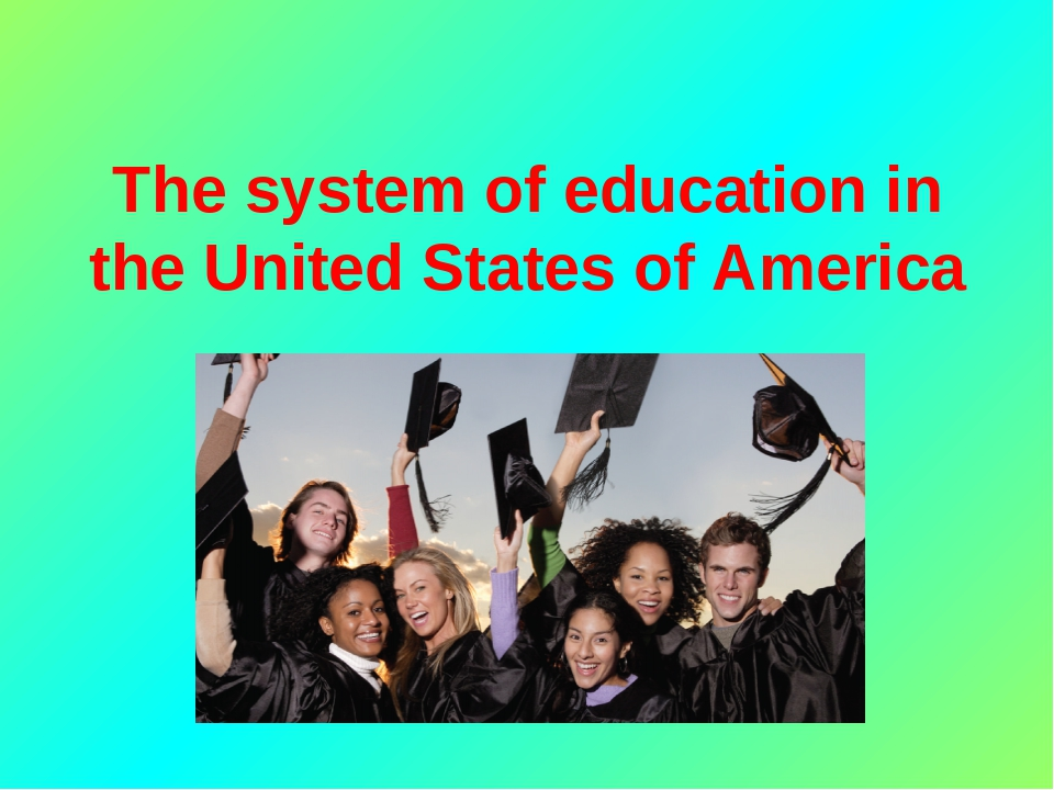 Write my essay about american education system