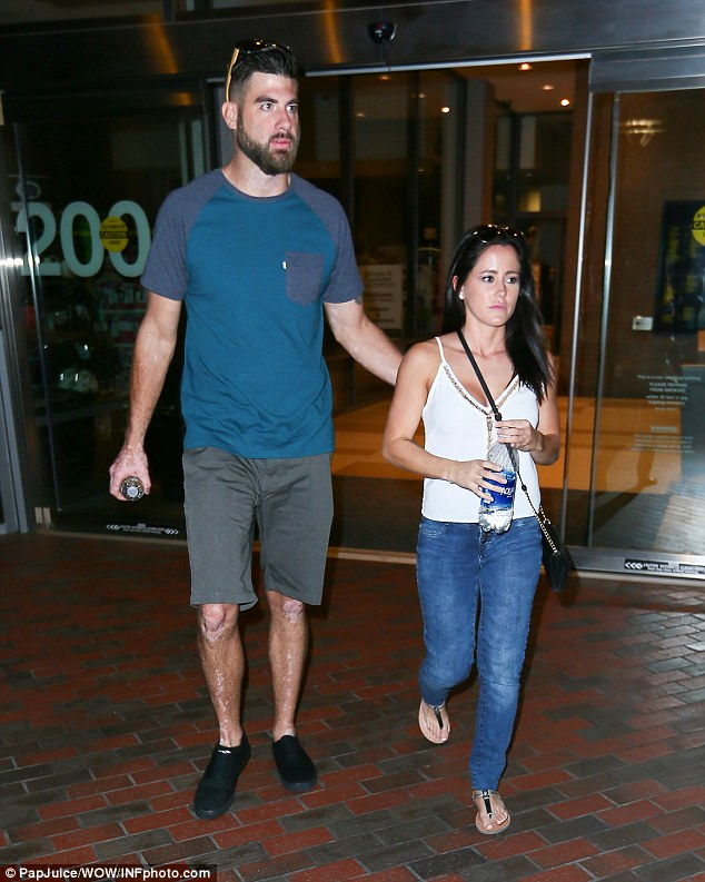 Who is jenelle dating now