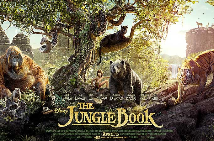The Jungle Book 2016 Full HD Movie Free Download In Hindi