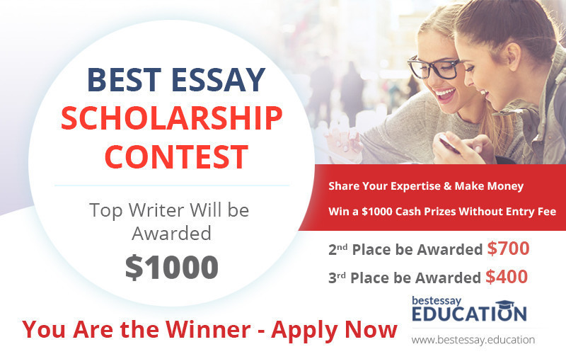 Scholarship essays contests