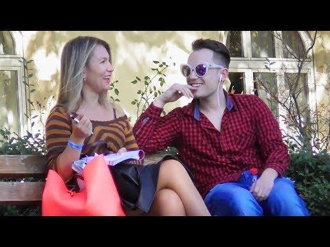 Online mit frauen flirten
