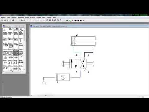 FluidSIM-P - Baixar (verso gratuita) para PC