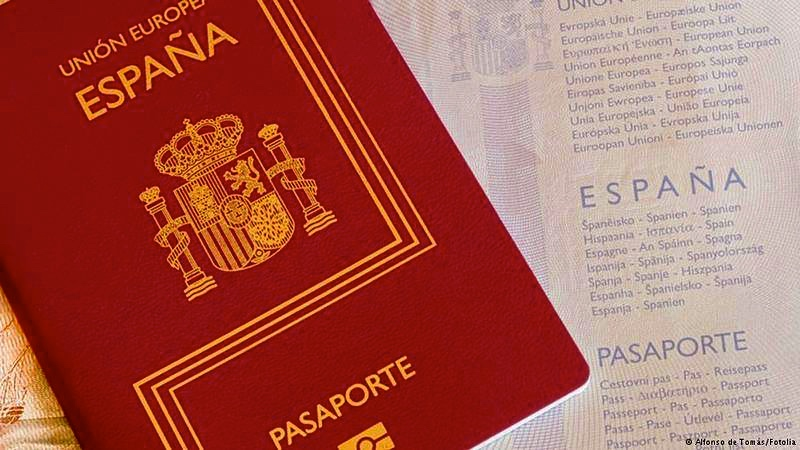Гражданство испании покупка недвижимости