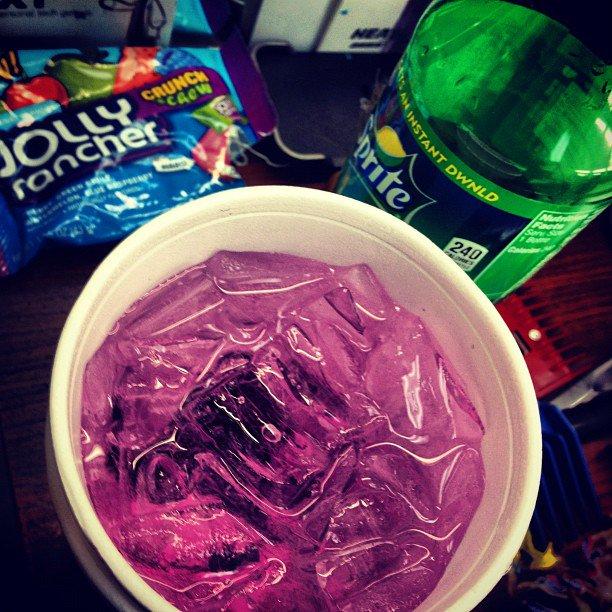 Codeine manic