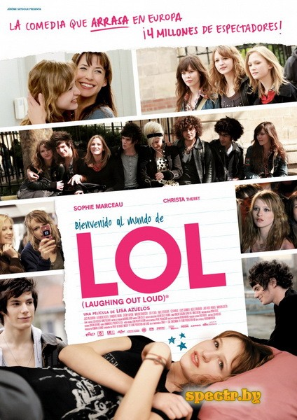 Watch LOL (Laughing Out Loud) (2008) Full Movie Online