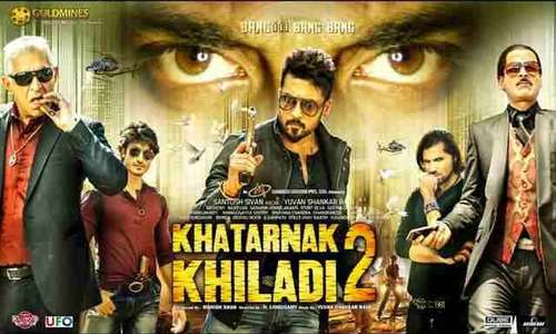 Khiladi 786 2012 Mp3 Songs Free Download @