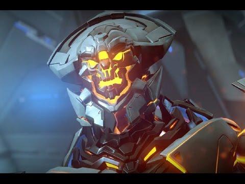 All Halo cutscenes in order - YouTube