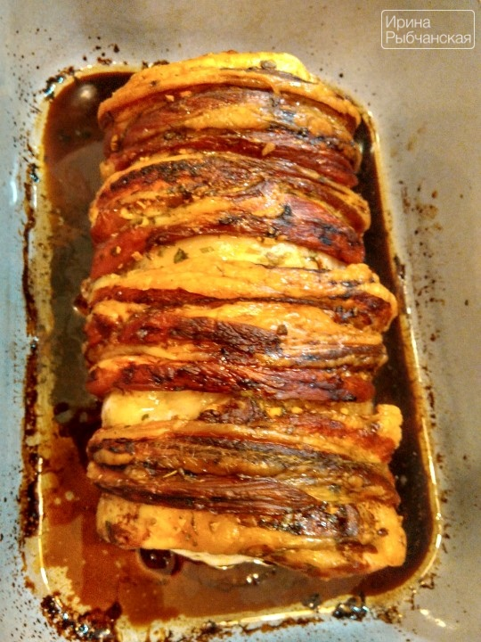 блюда из карбоната свинины рецепты с фото