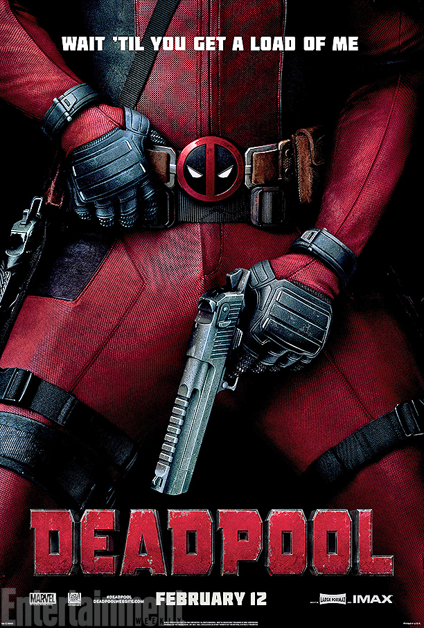 Deadpool (2016) Full Movie hd online stream English