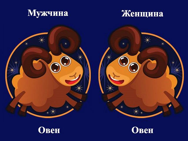 Стрелец женщи  и овен гороскоп совместимости