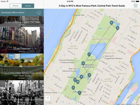 ChoiceWay Guide: New York Download - ZDNet