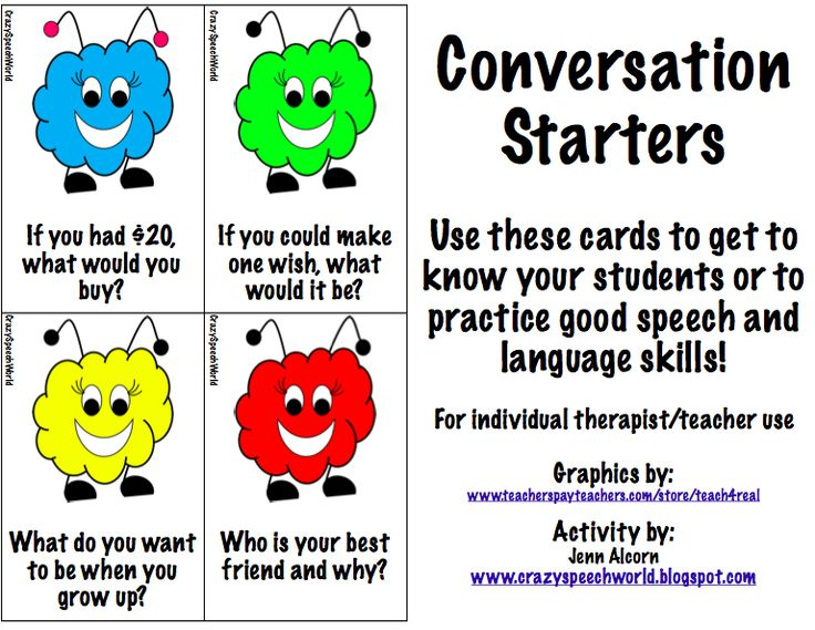 Speech and Language Therapy Assessment - Talking