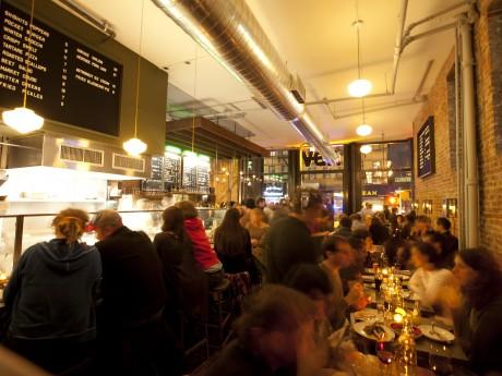 Restaurants - Chris Santos