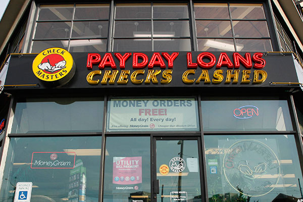 Castle rock payday loans