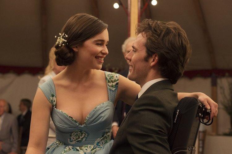Me Before You Trailer Emilia Clarke Sam Claflin — The