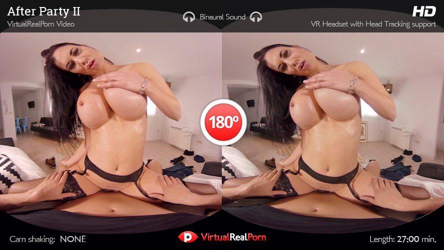 Porn star lap dance video