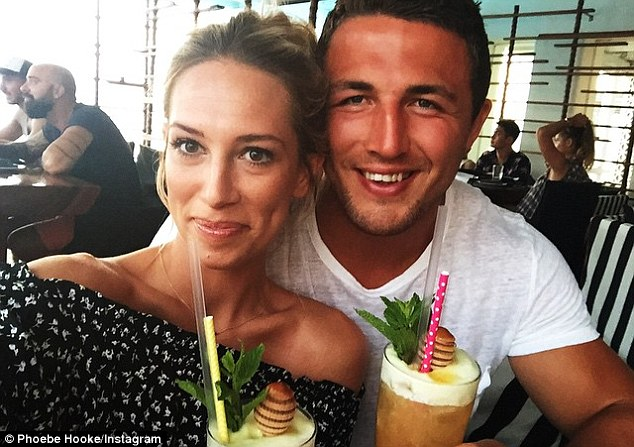 Sam burgess dating history