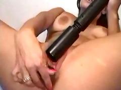 Girls in tight elbow bondage
