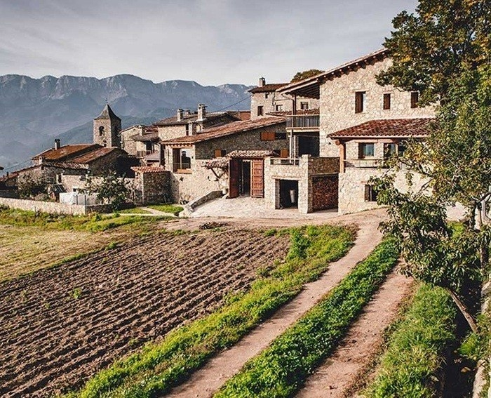 Жилье испания сельская местность