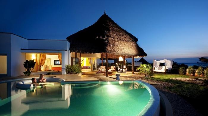 Частный дом в остров Переа