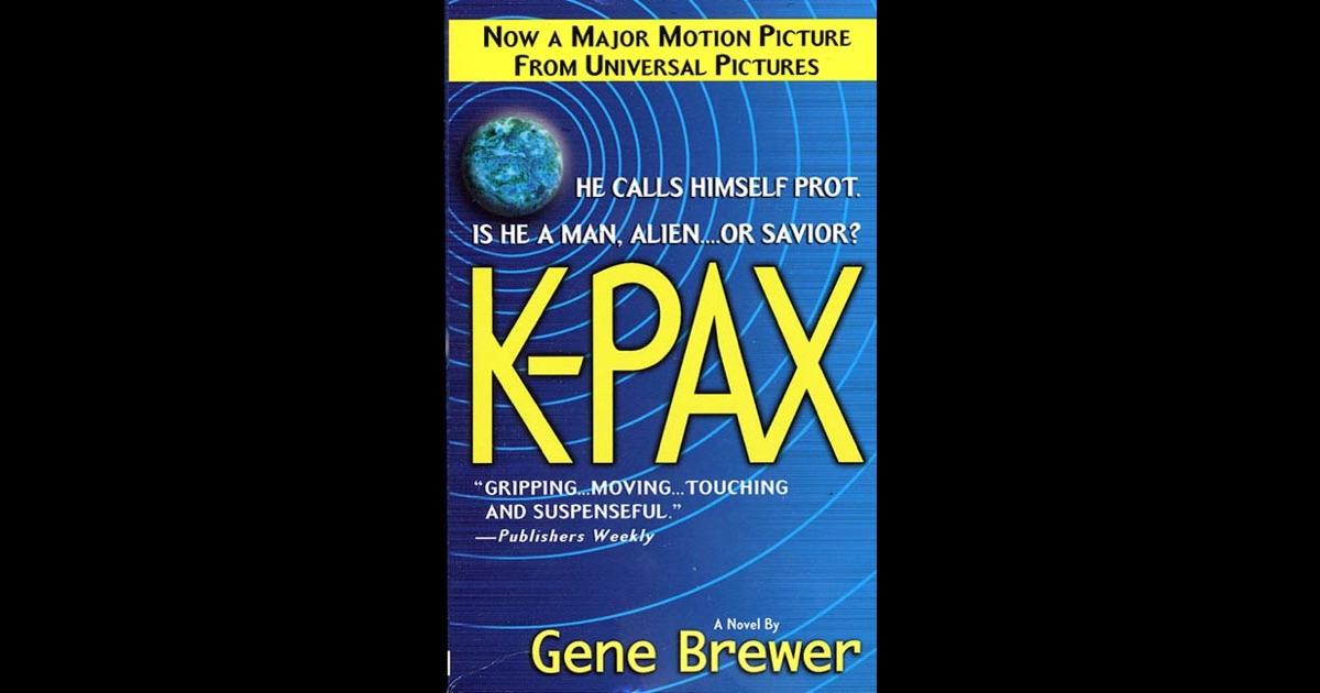 Ebook k pax libro electrnico descargar PDF serie