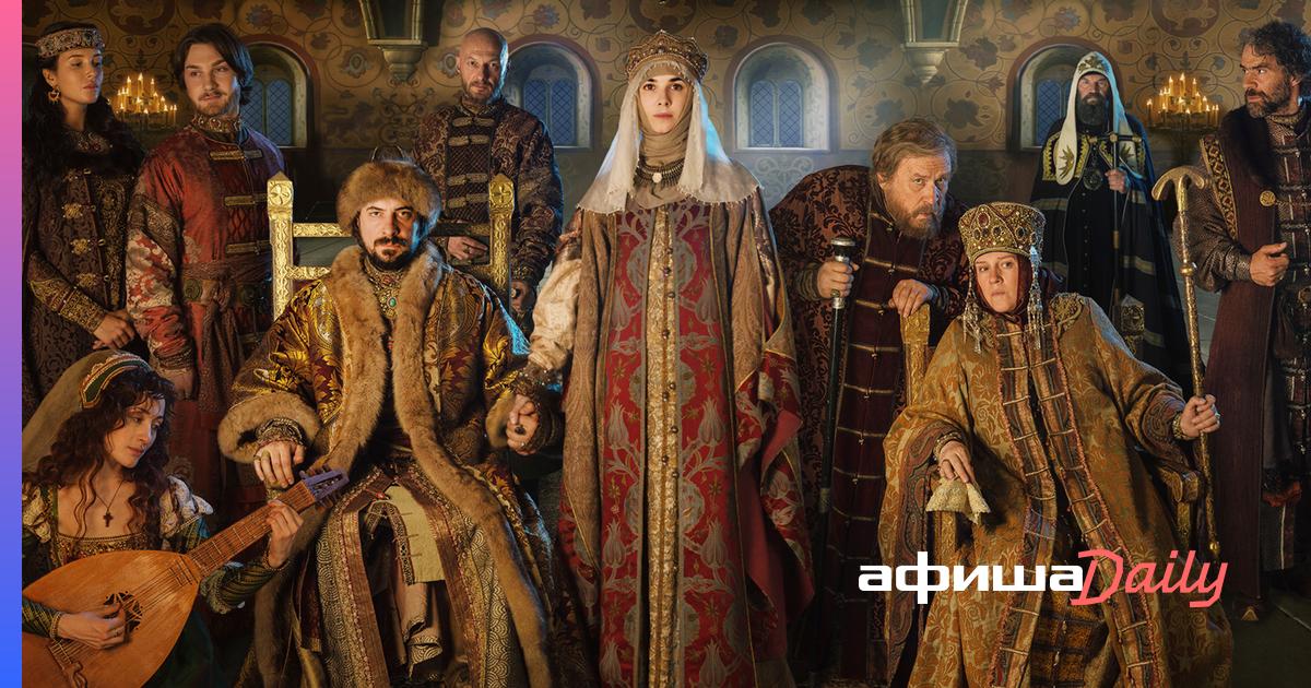 8 новых фильмов и сериалов о Древней Руси