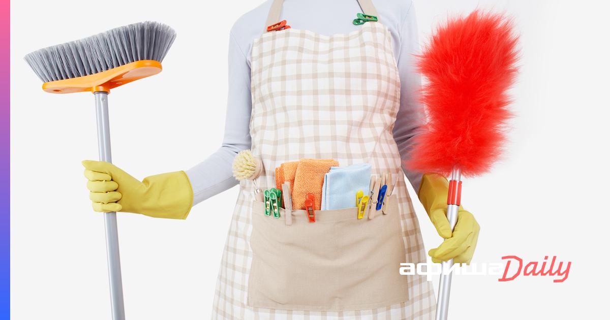 Что делать, чтобы дома всегда было чисто: 9 простых вещей