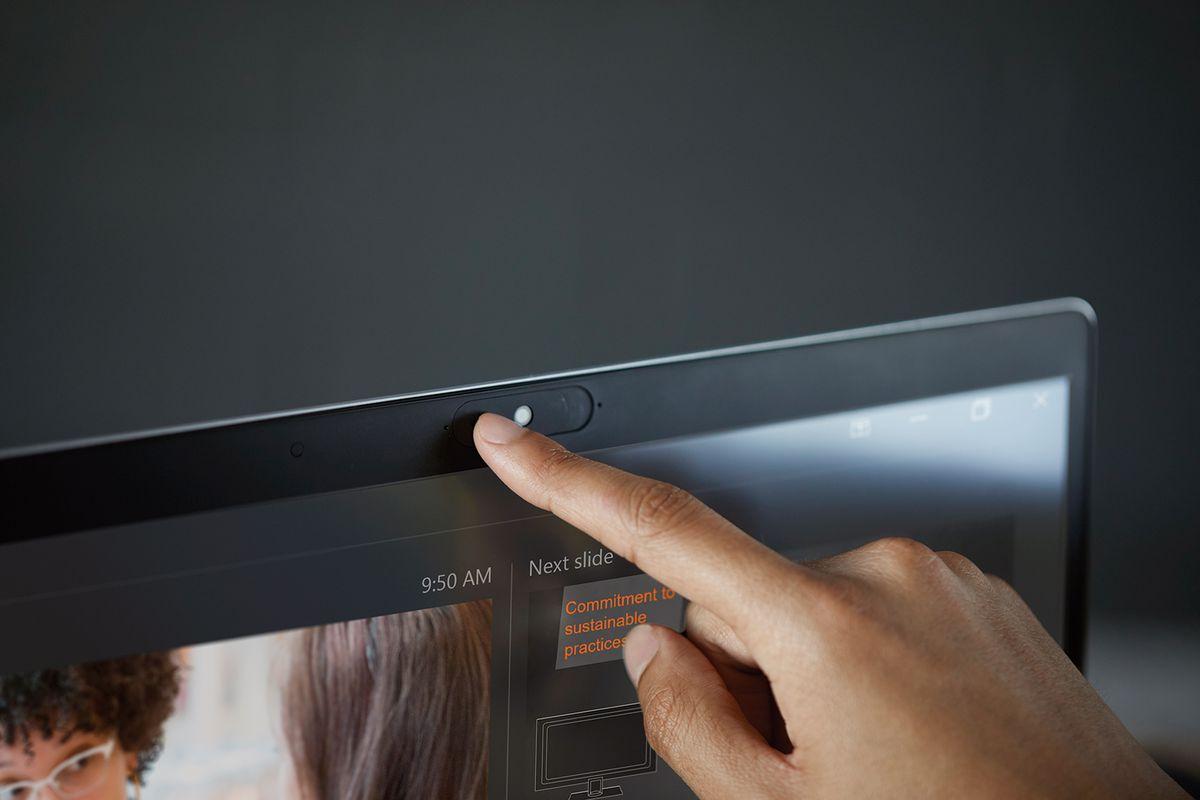 HP представила ноутбук со встроенной шторкой для веб-камеры - Афиша Daily