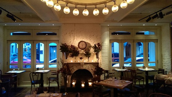 Ресторан Saxon + Parole - фотография 1