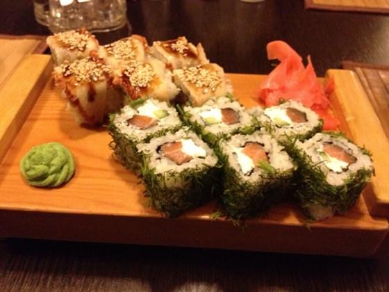 Ресторан Сушишеф - фотография 13 - Нежно и очень вкусно!