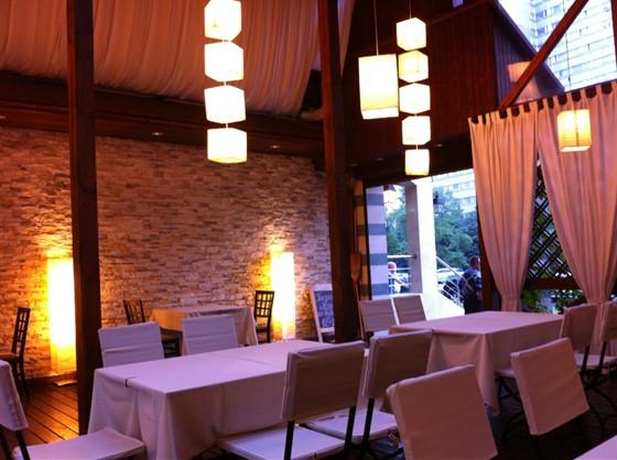 Ресторан Ла Манча - фотография 9 - Веранда фото 2