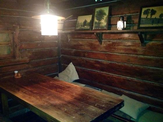 Ресторан Обломов на Пресне - фотография 7 - Банька