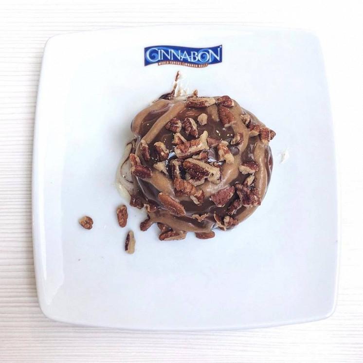 Ресторан Cinnabon - фотография 5