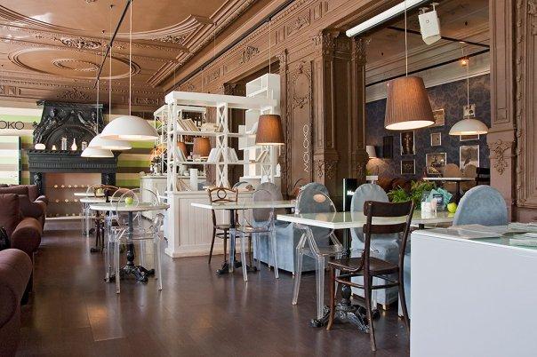 Ресторан Moloko Café - фотография 4