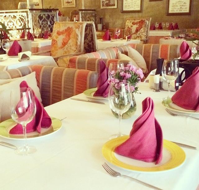 Ресторан Villa Rosa - фотография 3