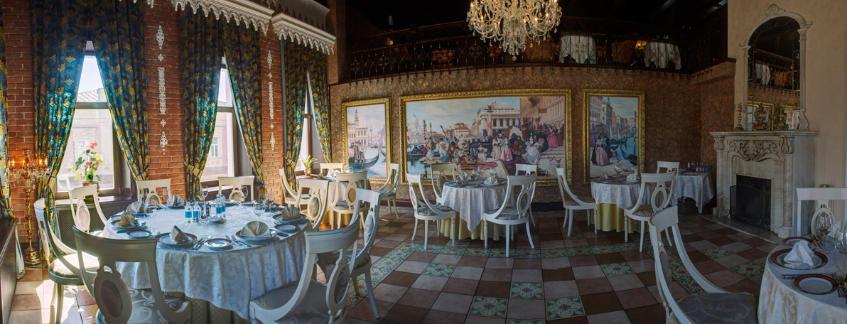 Ресторан Арлекино - фотография 5