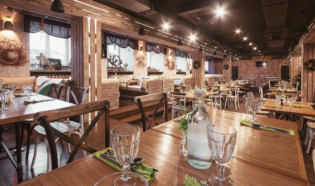 Ресторан Рассольников - фотография 2