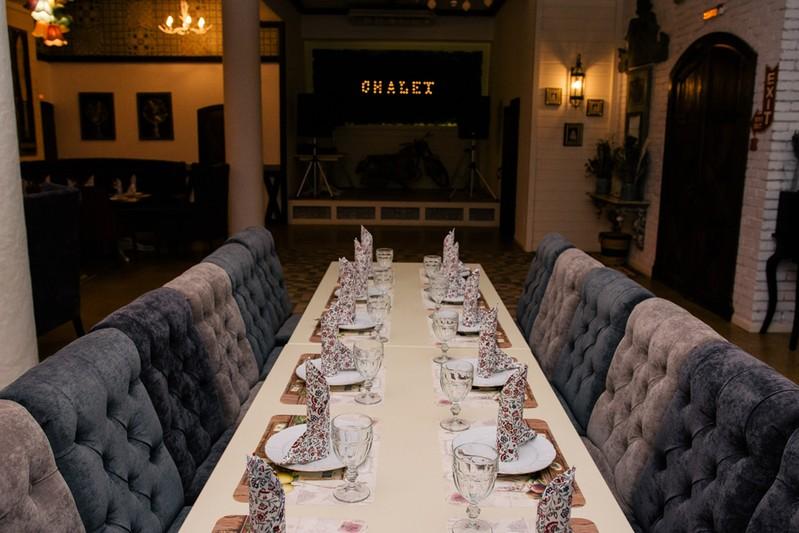 Ресторан Шале - фотография 5