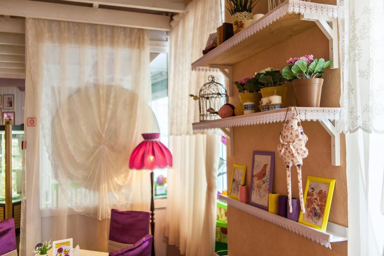 Ресторан Виолет-ажур - фотография 4