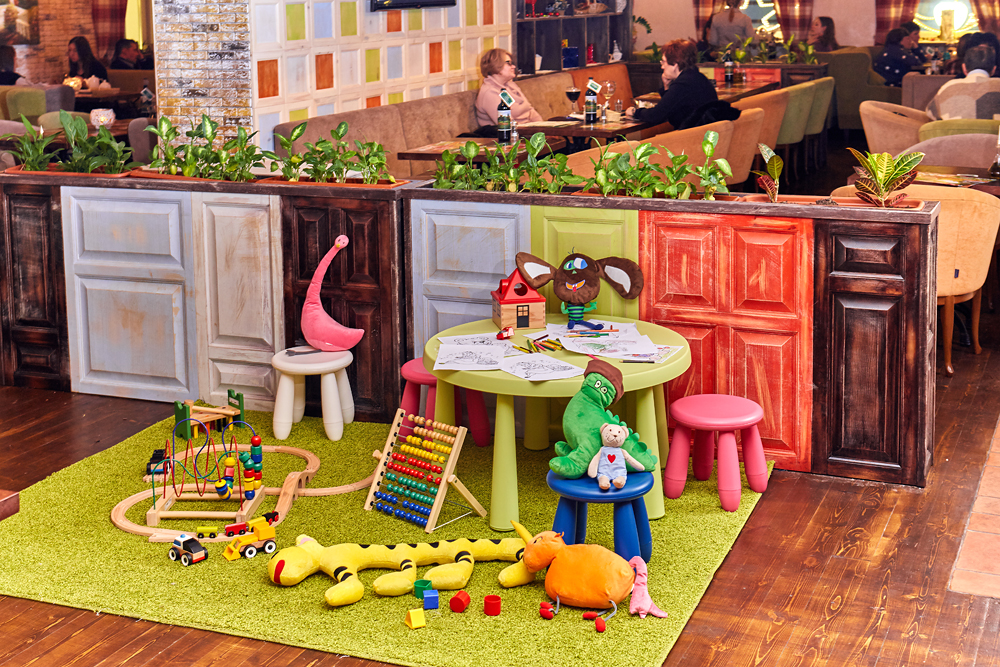 Ресторан Руккола - фотография 11