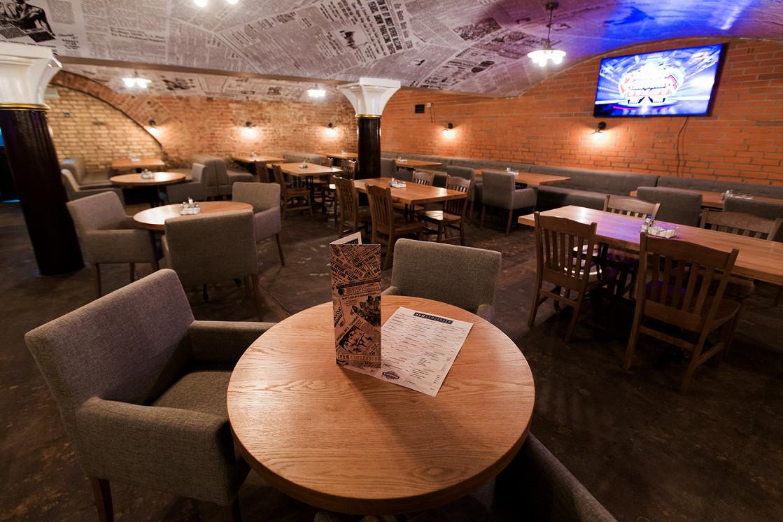Ресторан Нью Хамовники - фотография 5