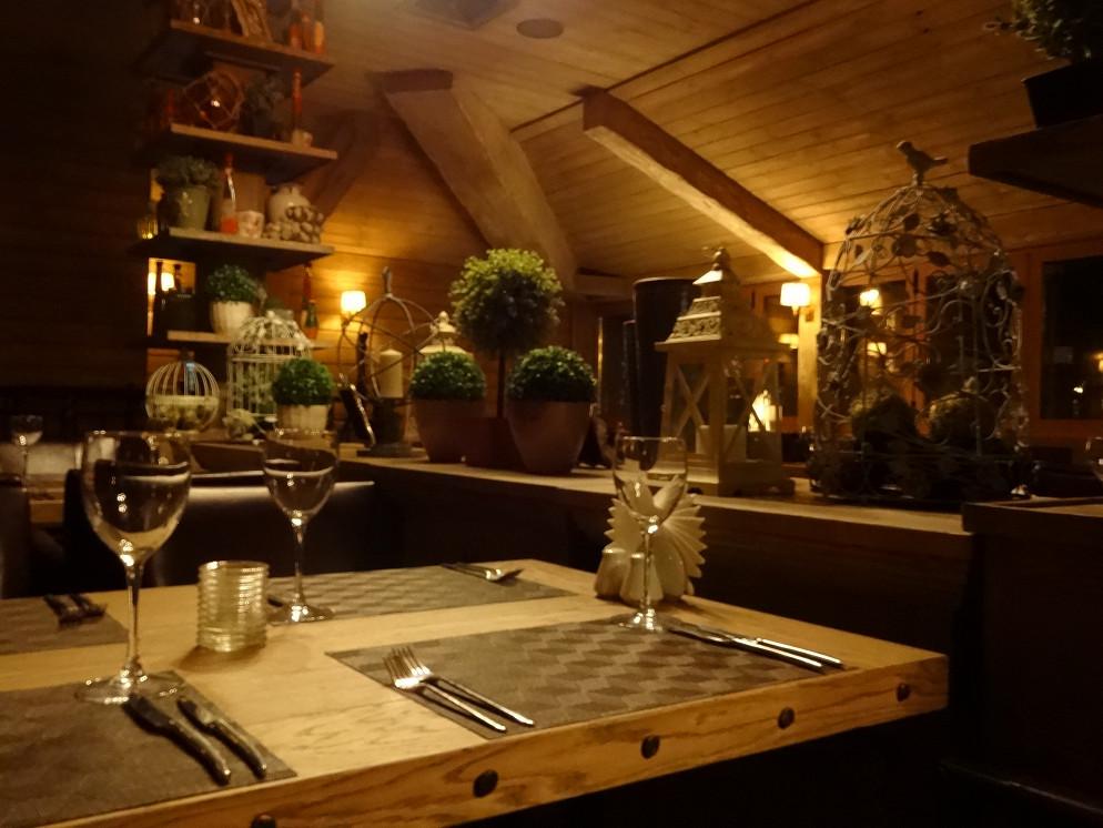 Ресторан Трын-трава - фотография 6 - Новая Терраса