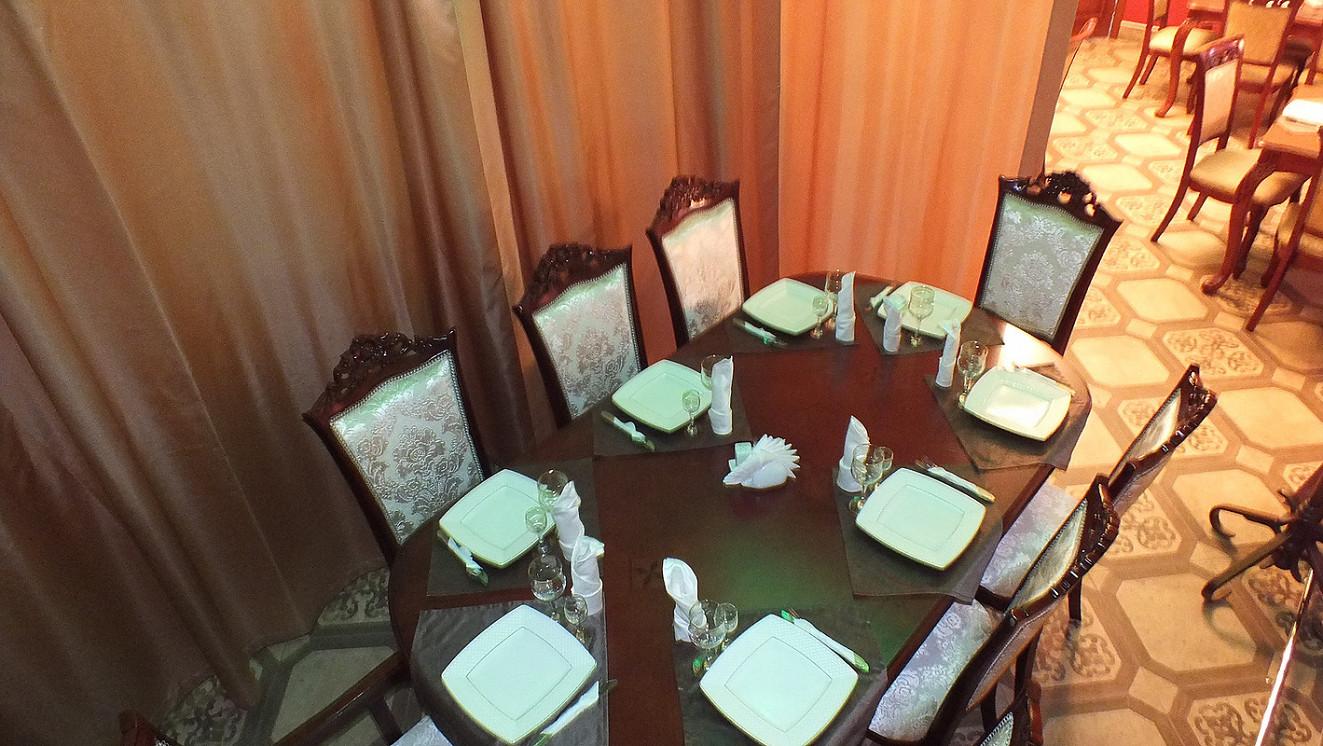 Ресторан Банкетный зал гостиницы «Гоара» - фотография 5