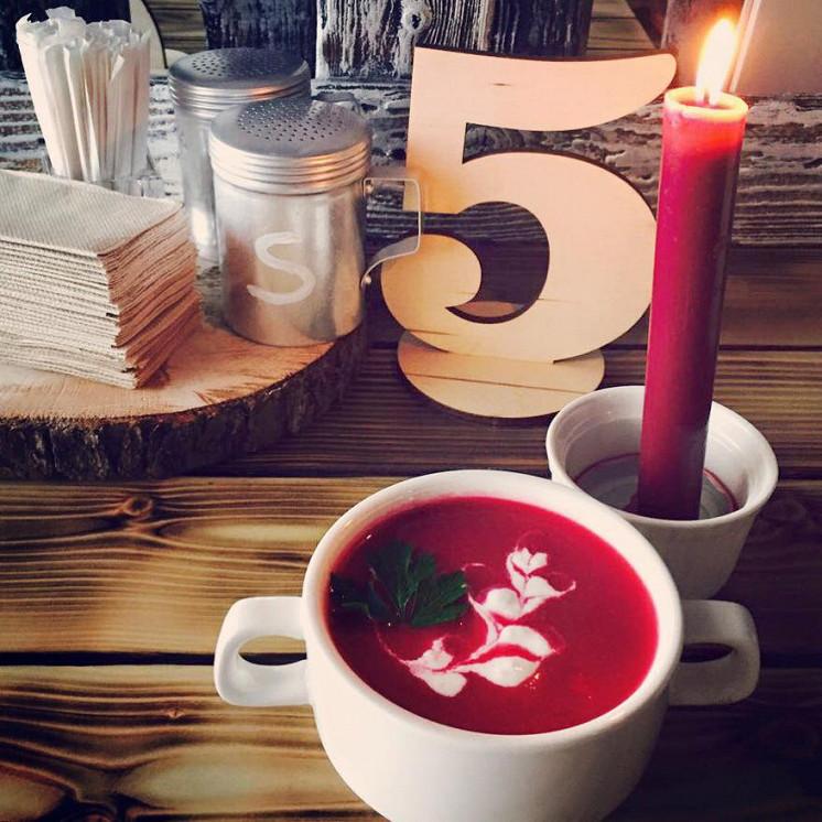 Ресторан Table №1 - фотография 6